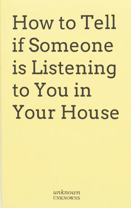 How to Tell If Someone Is Listening to You in Your House