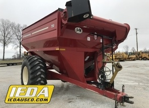 Used 2011 J&M 750-18 For Sale