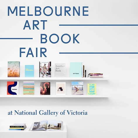 Melbourne Art Book Fair at the NGV International