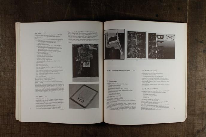 Jasper Johns : Prints 1970- 1977 thumbnail 2