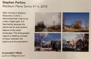 Madison Plane Series #1-4