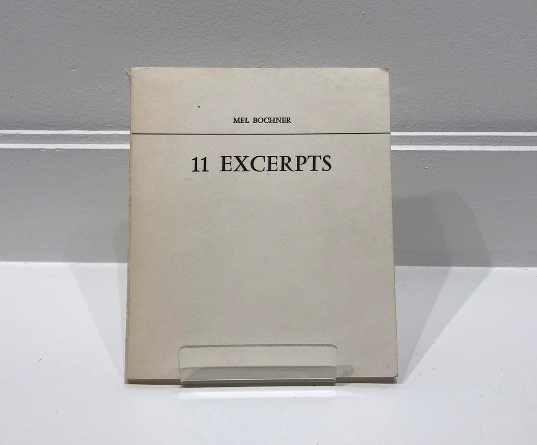 11 Excerpts
