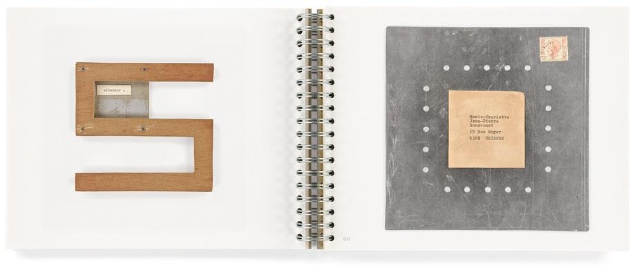 René Heyvaert Mail Art: 1964-1984 thumbnail 4