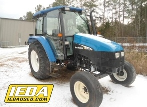 Used 2004 New Holland TL100 For Sale