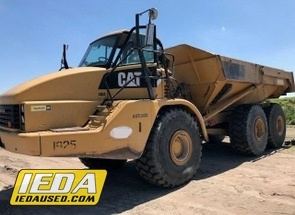 Used 2010 Caterpillar 740 For Sale