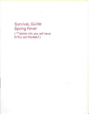 Survival Guide: Spring 2017