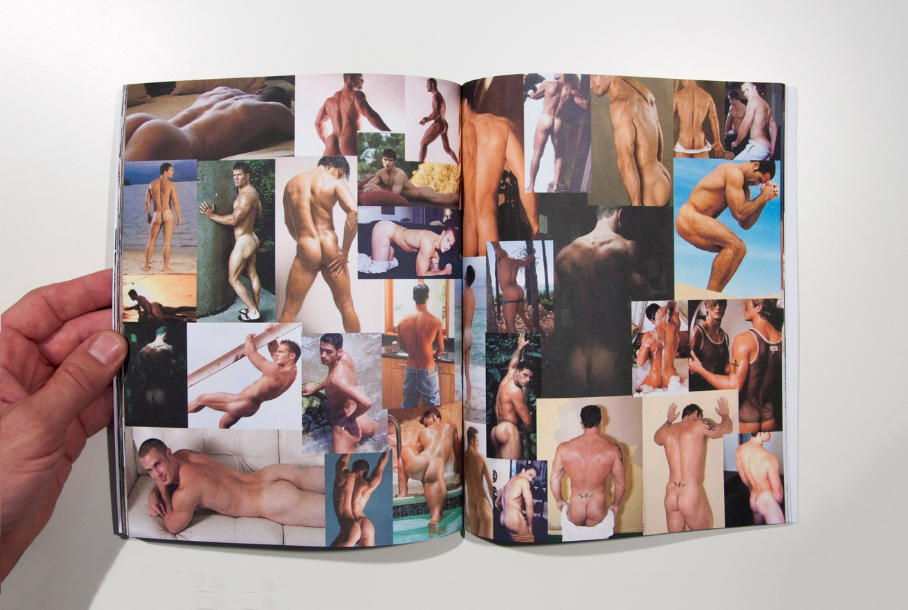 560 Images of Men's Bums Found on eBay and Printed in a Book thumbnail 2