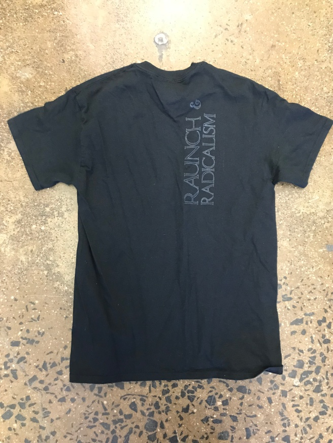 Straight to Hell: The Manhattan Review of Unnatural Acts T-Shirt thumbnail 2
