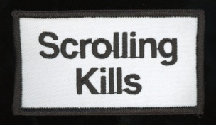 Scrolling Kills Patch