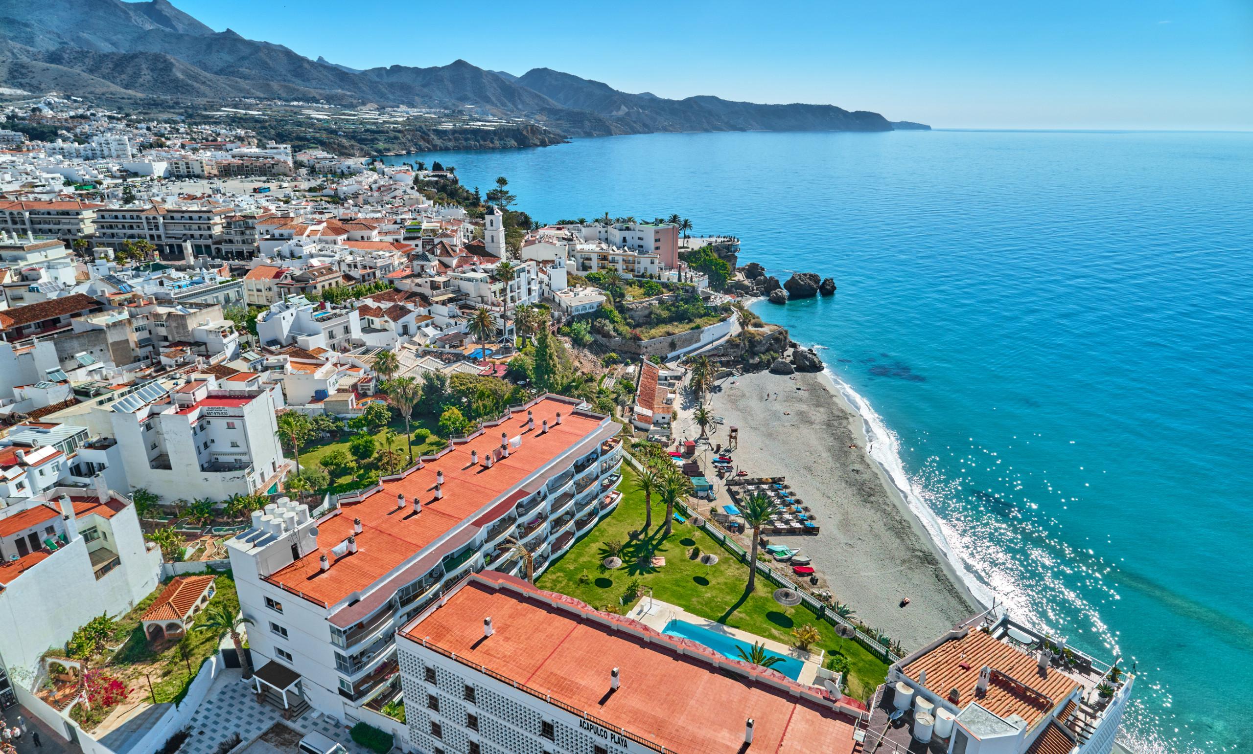 Acapulco Playa, Nerja - R1077