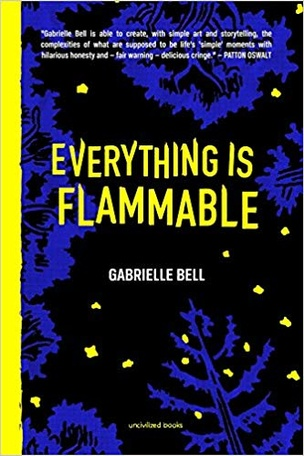 Adult Graphic Novels: Everything is Flammable
