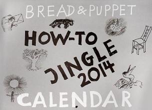 2014 Bread & Puppet Calendar