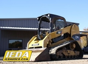 Used 2013 Caterpillar 279C For Sale