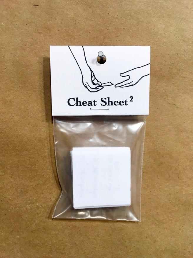 Cheat Sheet 2