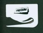 Freedom letter opener