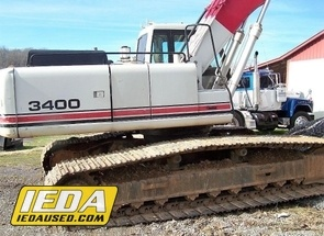 Used 1995 Link-Belt 3400Q For Sale