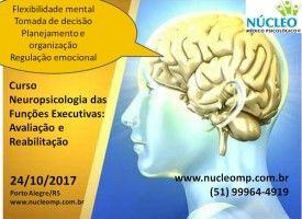Neuropsicologia das Funções Executivas: Avaliação e Reabilitação 24/11