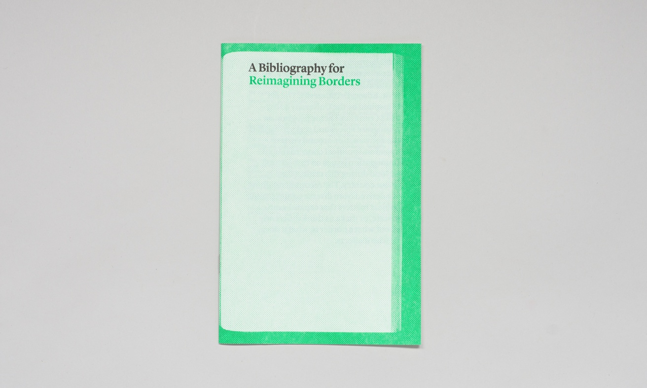 A Bibliography for Reimagining Borders [2 volume set] thumbnail 3