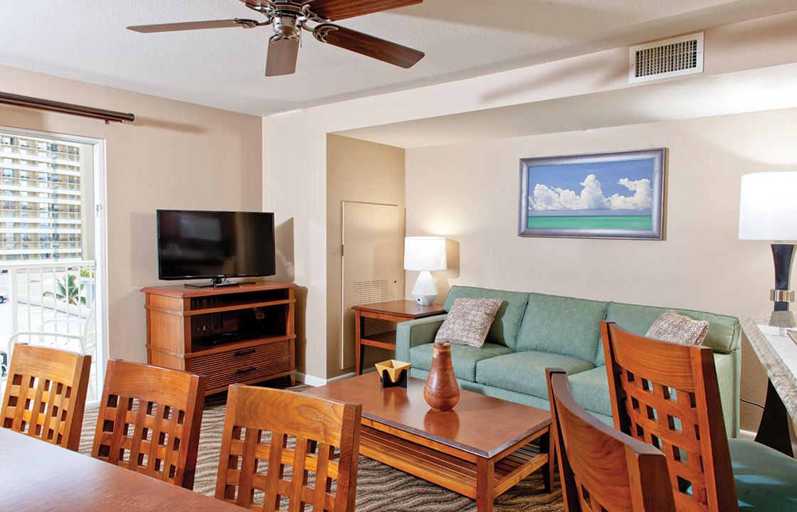 Apartment Wyndham Wakiki Beach Walk 2 Bedrooms 2 Bath photo 20214072
