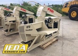 Used 2017 Finn B70RHF For Sale