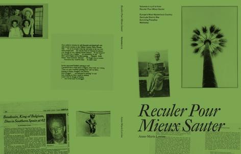 <i>Reculer pour Mieux Sauter</i> Volumes 2-5 by Anne-Marie Levine