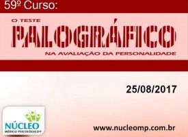 Teste Palográfico na avaliação da personalidade e suas psicopatologias) 25/08