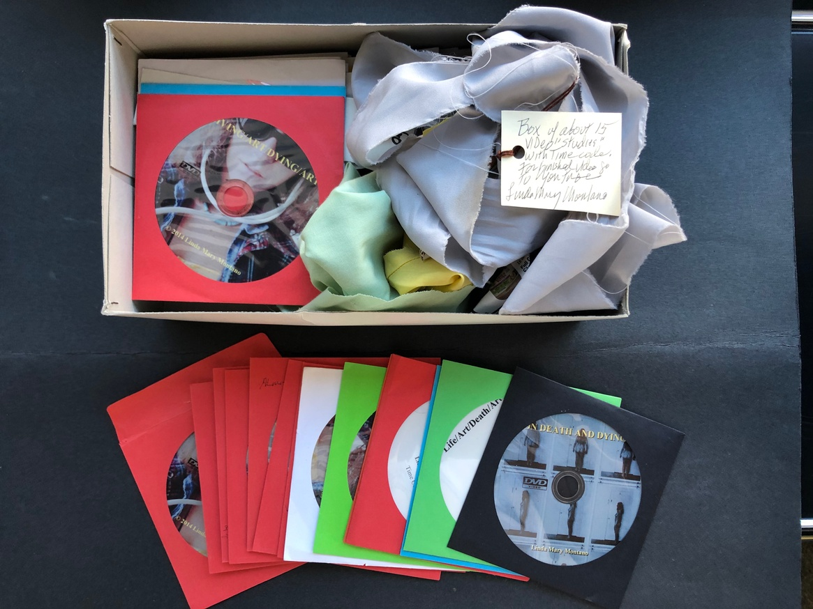 Linda Montano DVD Collection
