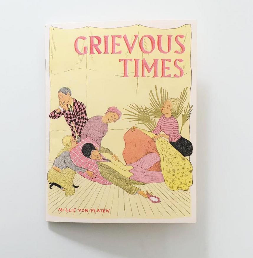 Grievous Times