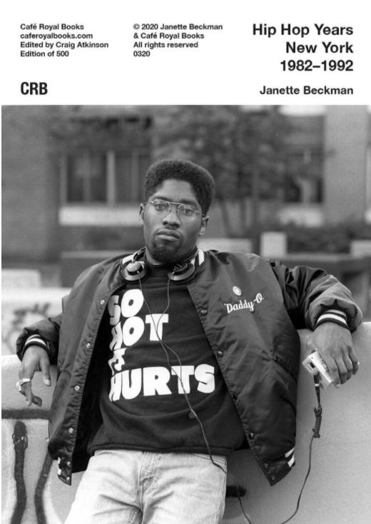 Hip Hop Years New York 1982–1992