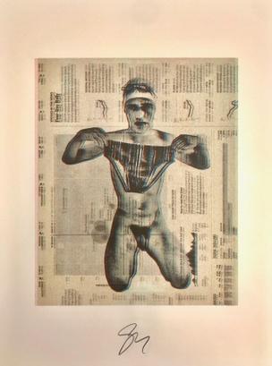 Untitled [Stock Boyz Remix Print 62]