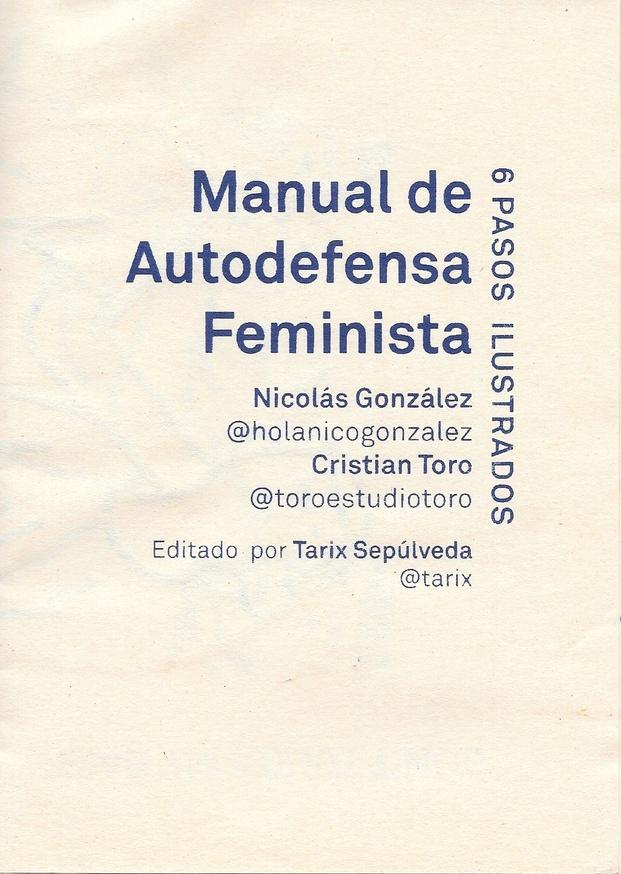 Manual de Autodefensa Feminista