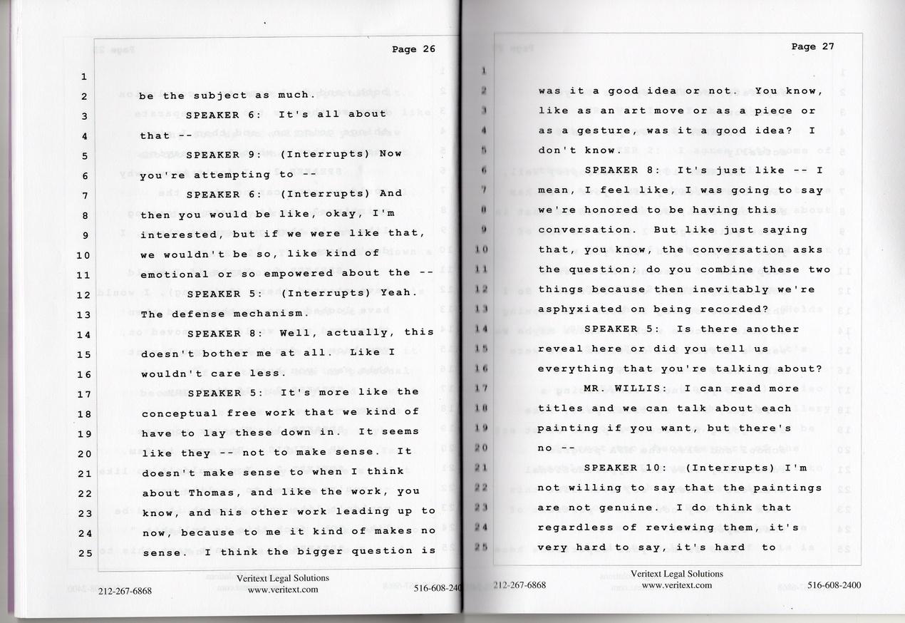 NYU MFA Art Critique thumbnail 6