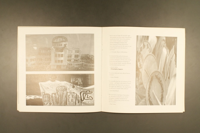 Traces : A Multimedia Installation of the Atomic Age thumbnail 6