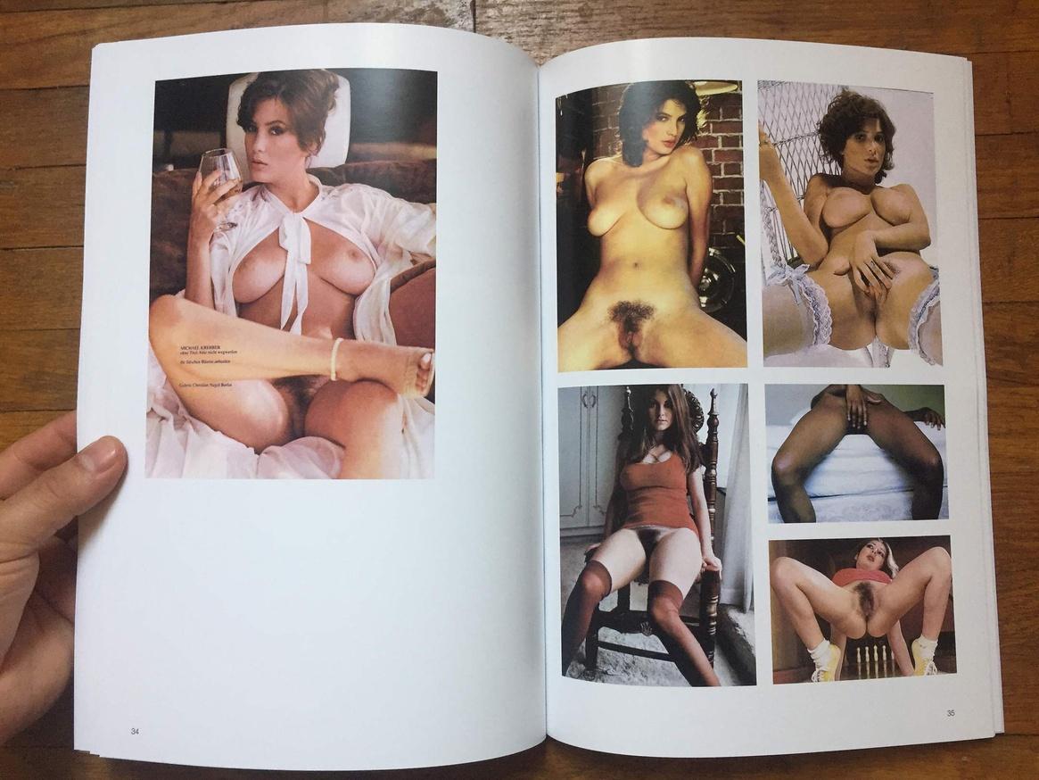 Altered Secession Catalogue - Michael Krebber (Pussy) thumbnail 3