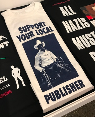 Support Your Local Publisher T-Shirt [Extra Large]