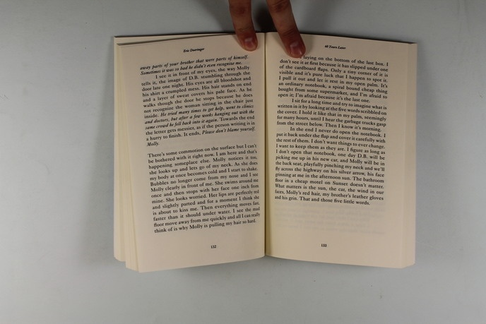 fbd3e8cd5cf2 Eric Doeringer - 60 Years Later - Printed Matter