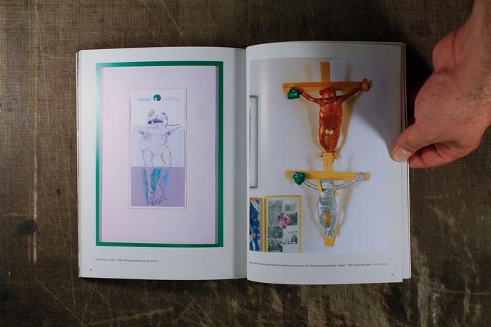 Martin kippenberger martin kippenberger in tirol printed matter martin kippenberger in tirol thumbnail 4 malvernweather Image collections