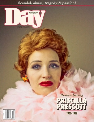 DAY Magazine : Remembering Priscilla Prescott 1906-1989