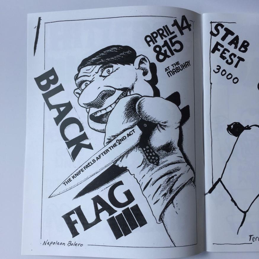 Black Flag Zine thumbnail 4