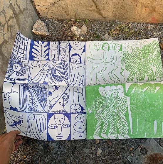 Quilts Zine thumbnail 2