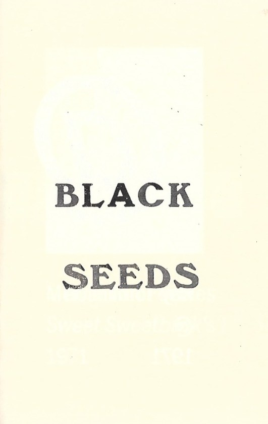 Black Seeds thumbnail 1
