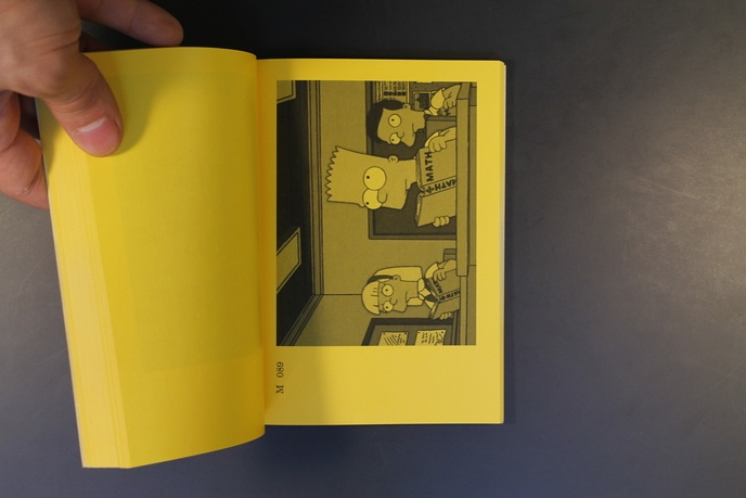 Another Companion to Books from The Simpsons in Alphabetical Order
