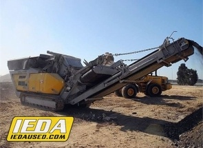 Used 2008 Rubble Master RM100 For Sale
