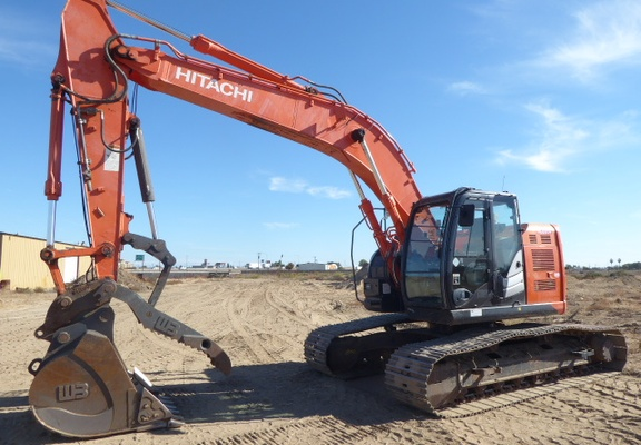 Used 2013 Hitachi ZX245US LC-5 For Sale
