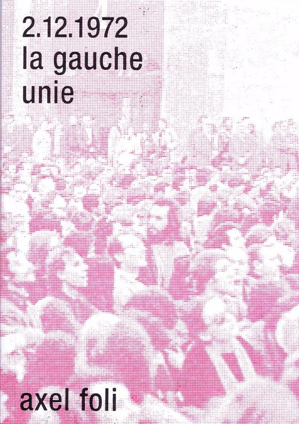 2.12.1972: La Gauche Unie