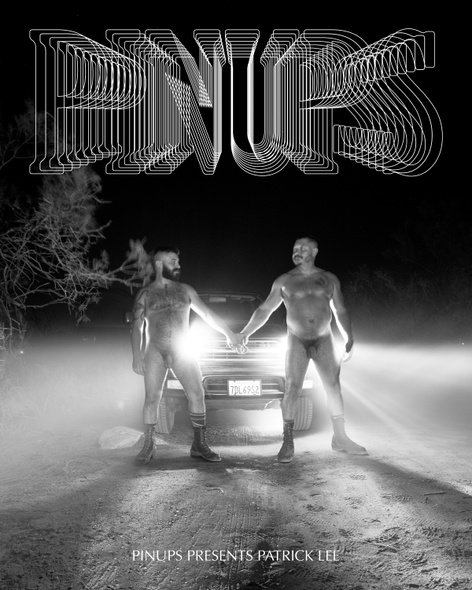 Pinups Presents Patrick Lee — Issue launch
