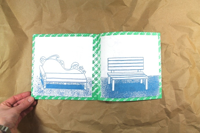 A Catalogue of Blue Chairs thumbnail 2