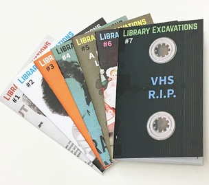 Library Excavations: Set of Issues 1-9