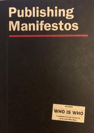 Publishing Manifestos