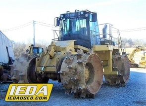 Used 2003 Caterpillar 826G II For Sale